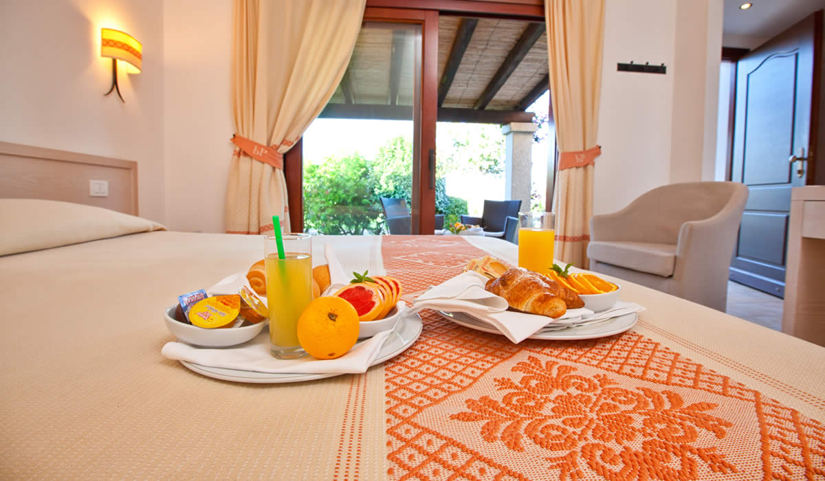 Hotel Janna 'e Sole – Agrustos